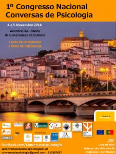 1 congresso CONVERSAS DE PSICOLOGIA